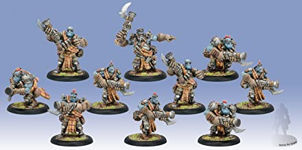 Privateer Press Hordes - Trollblood - Scattergunners Model Kit