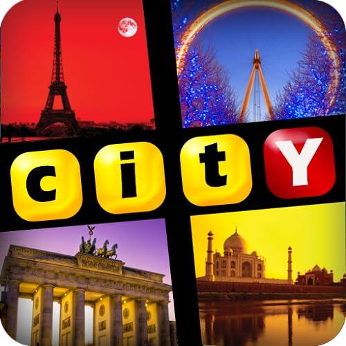 4 Bilder 1 Wort - Städte