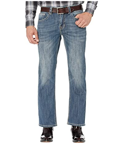 Rock and Roll Cowboy Reflex Pistol Jeans in Dark Wash M0P1074 (Dark Wash) Men