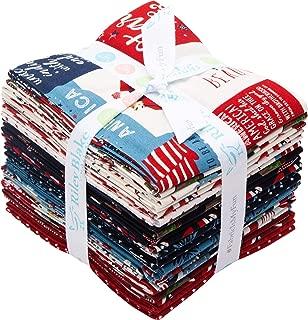 Echo Park Paper Co. Celebrate America 21 Fat Quarters Riley Blake Designs FQ-8280-21