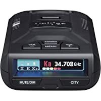 Uniden R1 Extreme Long Range Radar Laser Detector (Black) - Refurbished