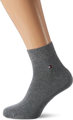 Tommy Hilfiger Men's Quarter 2P Ankle Socks (pack of 2 )
