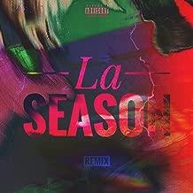La Season (feat. Young Warfo, Manuel Ali Maña, Karlos Drew & Erick R.G) [Explicit]