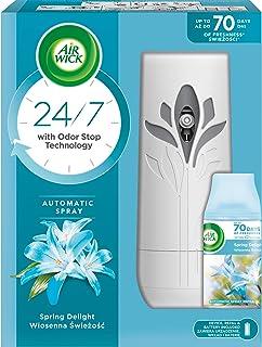 Airwick Freshmatic automatisk luftfräschare vårfriskhet 250 ml