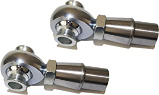 """3/4"""" Rod End Heim Joint KIT Left and Right Hand Thread 2 Big .750"""" Chromoly Joints"""