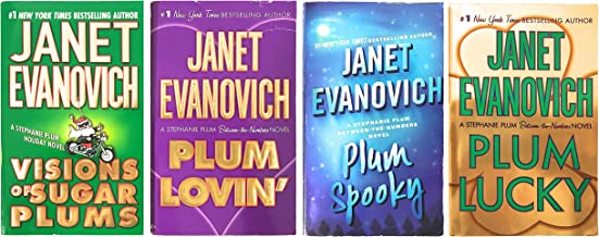 Stephanie Plum Set #8 - Between the Numbers (4 Books): Visions of Sugar Plums, Plum Lovin', Plum Lucky, and Plum Spooky