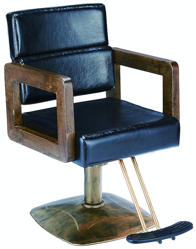 無謀気になる椅子アンティーク ビューティチェア ブイーナス CB-505 (ヴィンテージ ブラック)
