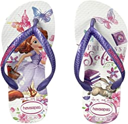 Slim Princess Sofia Flip Flops (Toddler/Little Kid/Big Kid)