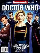 Newsweek Magazine 2018 Ultimate Companion Jodie Whittaker DOCTOR WHO