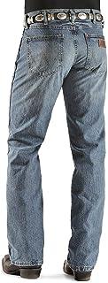 Wrangler Men's Jeans Worn Denim 36W x 36L