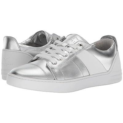 Marc Fisher LTD Candi (Silver Leather) Women