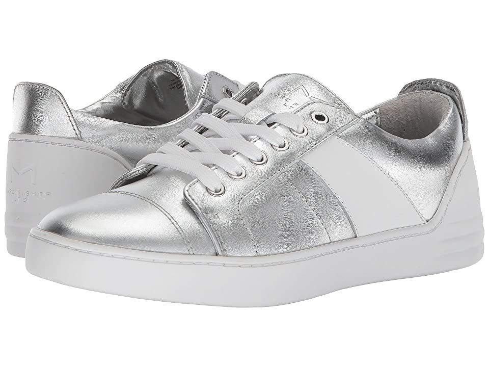 Marc Fisher LTD Candi (Silver Leather) Women