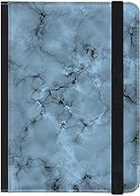 caseable designs ブルーマーブル 【Kindle(第7世代) Kindle Paperwhite(第5世代、第6世代、第7世代、マンガモデル)専用】