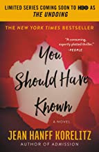 You Should Have Known: Coming Soon to HBO as the Limited Series The Undoing