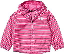 Mr. Pink Alpine Stripe Print
