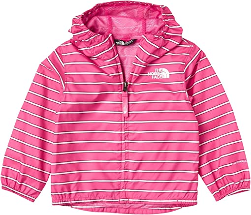 Mr. Pink Alpine Stripe Print