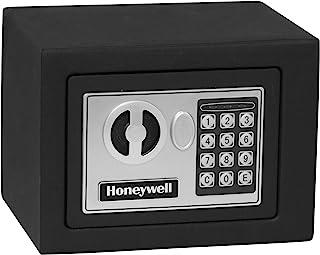Honeywell Safes & Door Locks - 5005 Steel Security Safe with Digital Lock, 0.17-Cubic Feet, Black