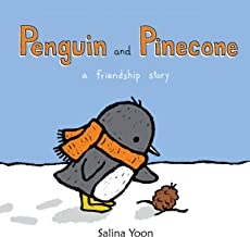 表紙: Penguin and Pinecone (English Edition) | Salina Yoon