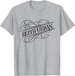 keith urban women's shirts