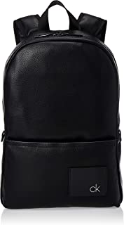 Calvin Klein Ck Direct Round Backpack, Black, 42 cm K50K504714
