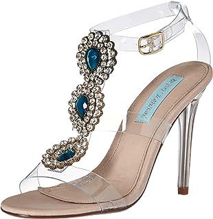 ffd03aad9d Blue by Betsey Johnson Women's SB-SYLVI Heeled Sandal