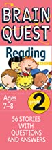 Brain Quest Grade 2 Reading: 56 Stories with Questions and Answers