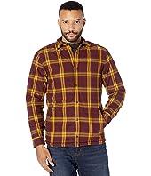 York Fleece Lined Shirt Classic Fit