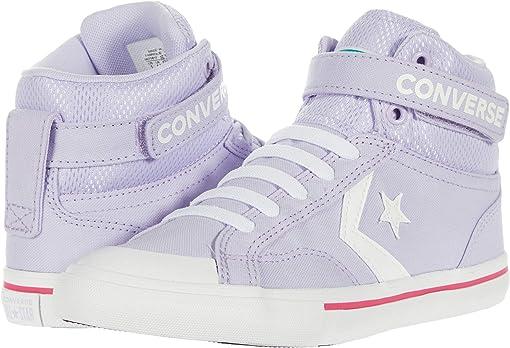 Moonstone Violet/Cerise Pink/White