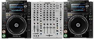 Pioneer DJ CDJ-2000 NXS2 + Allen & Heath XONE:96 Bundle