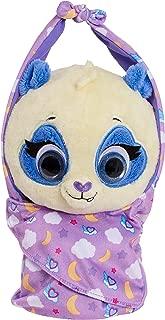 Disney Jr T.O.T.S. Cuddle & Wrap Plush - Precious The Panda