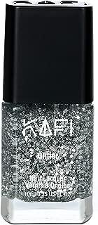 KAFI Glitter - Born With Silver Spoon - 0.35 US FL OZ