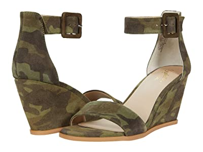 Seychelles Cloud Nine (Camo Suede) Women