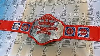 New Replica NWA Television Championship Belt, NWA Champion Belt With Bag