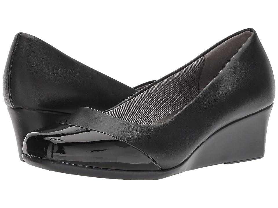 LifeStride Gibson (Black) Women's Shoes
