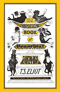Old Possum's Book of Practical Cats: Illustrated by Edward Gorey