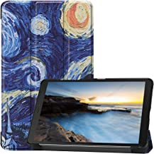 Tablet Case for Samsung Galaxy Tab A 8 SM-T290 SM-T295 8.0 Inch Smart Cover Etui with Stand and Auto Sleep/Wake Feature