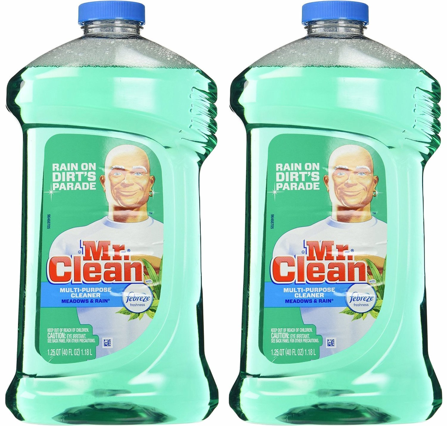 Mr Clean Meadown Freshness Multi Surface