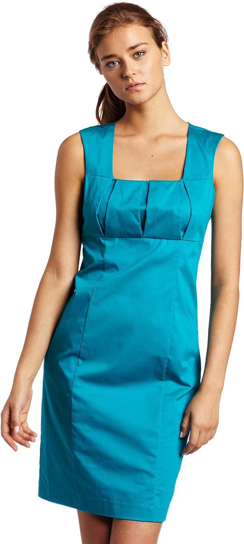 Rafaella Women's Sateen Sheath Dress