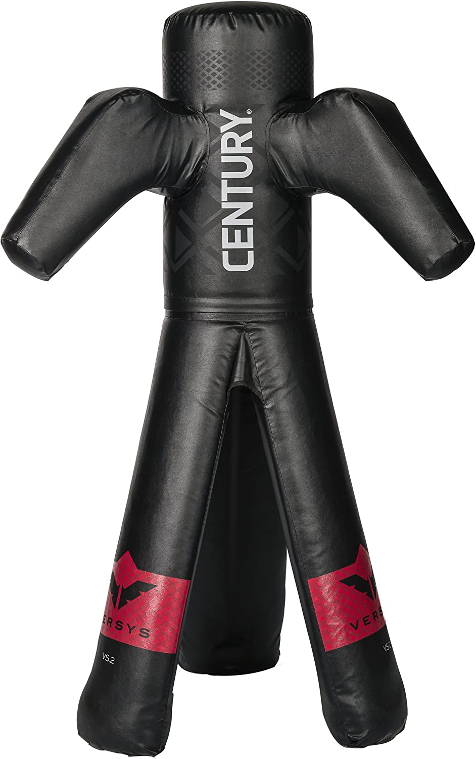 Century VS.2 Versys Grappling Simulator Red Black Max 68% OFF Bag Punching Free Shipping New