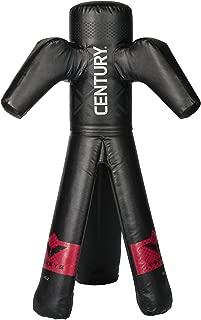 Century VS.2 Versys Grappling Simulator Punching Bag, Black/Red