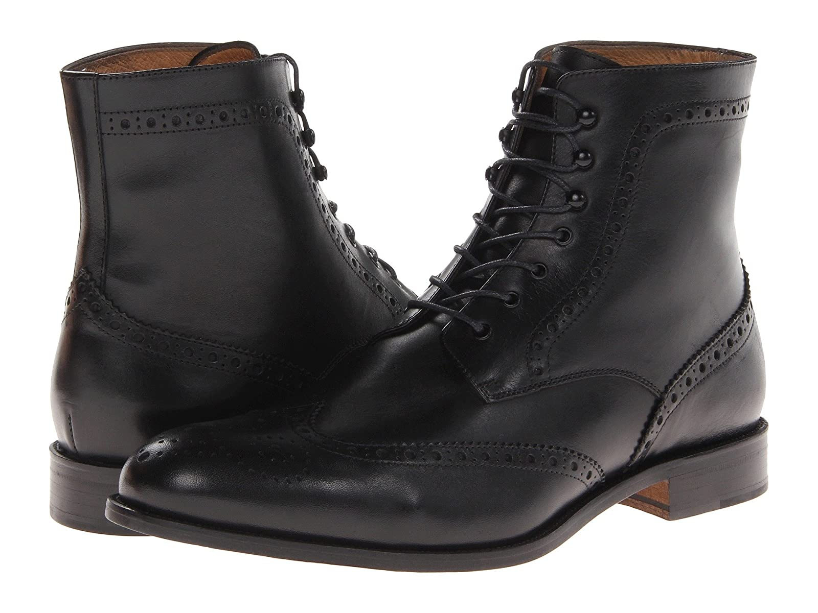 Massimo Matteo 7-Eye Wing BootEconomical and quality shoes