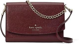 حقيبة كتف جلد كروسبودي قابلة للتحويل من كيت سبيد كارسون