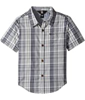 Volcom Kids - Hugo Short Sleeve Shirt (Toddler/Little Kids)
