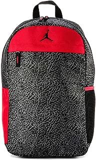 Air Jordan Jumpman Backpack Black/Gym Red