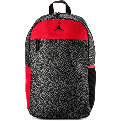 Nike Air Jordan Jumpman Backpack Black Gym Red 15bef926ae6c4