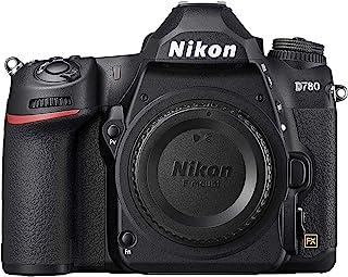 كاميرا نيكون D780 دي اس ال ار، 4 كيه - اسود