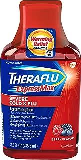 theraflu warming relief nighttime multi symptom cold caplets