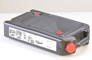 Ölwechsel Kanister mit Auffangwanne 8l, passend für PKW und Motorräder, Made in Germany