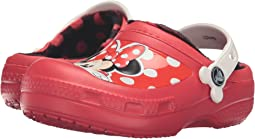 CC Minnie Lined Clog (Toddler/Little Kid)