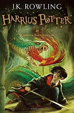Harry Potter and the Chamber of Secrets (Latin): Harrius Potter et Camera Secretorum (Latin Edition)